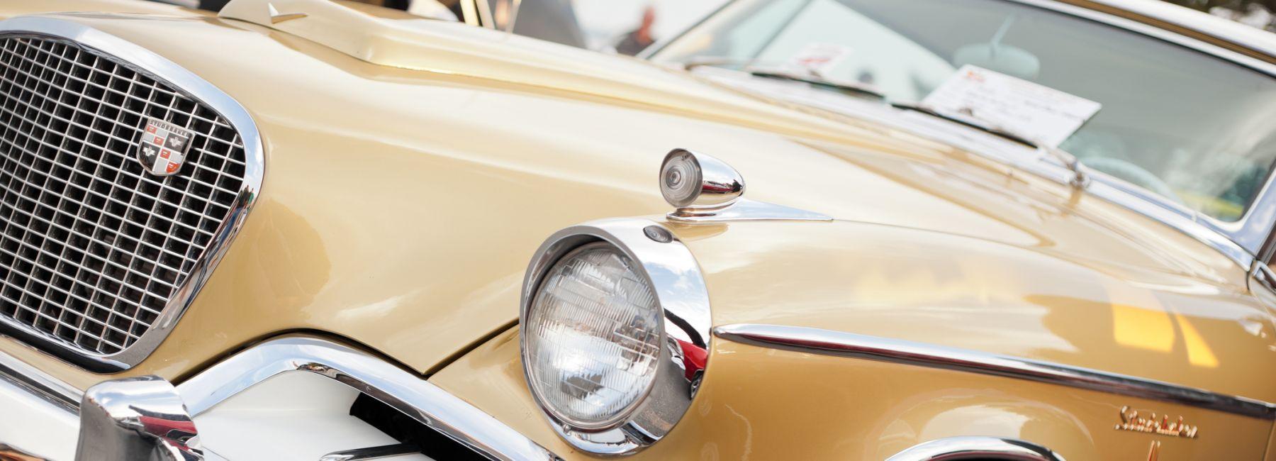 Classic 1957 Studebaker Golden Hawk