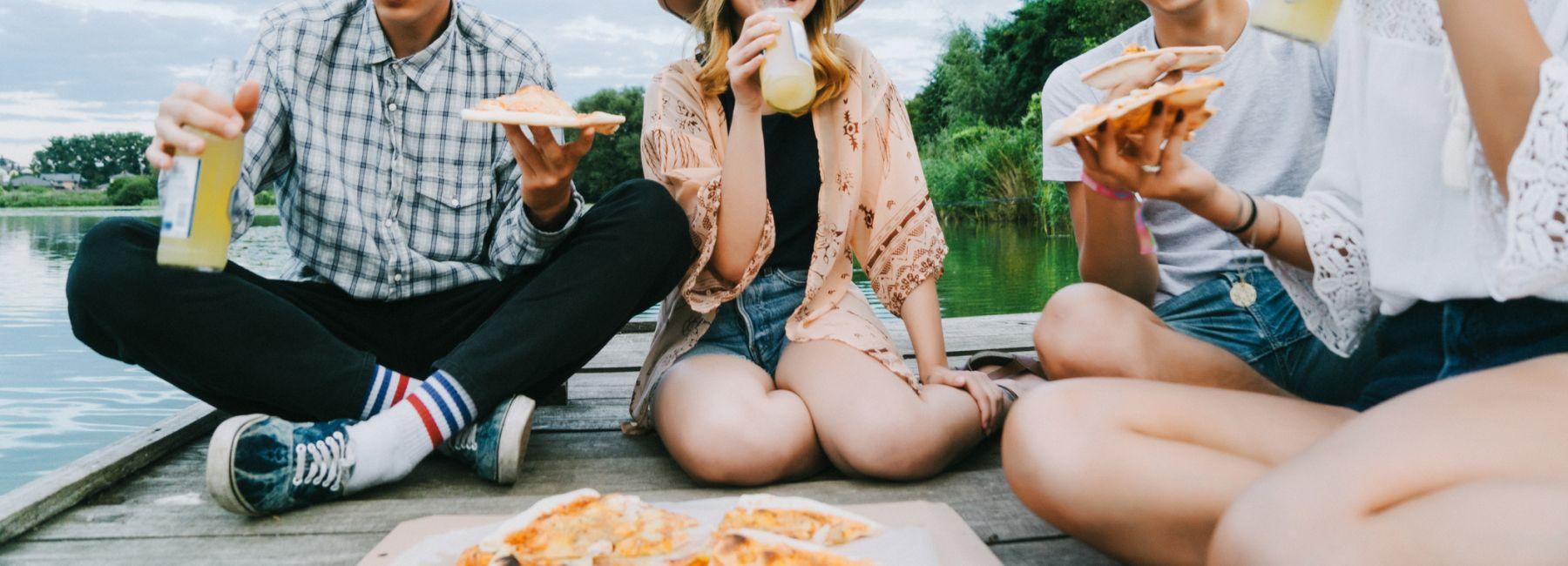 Picnic Pizza