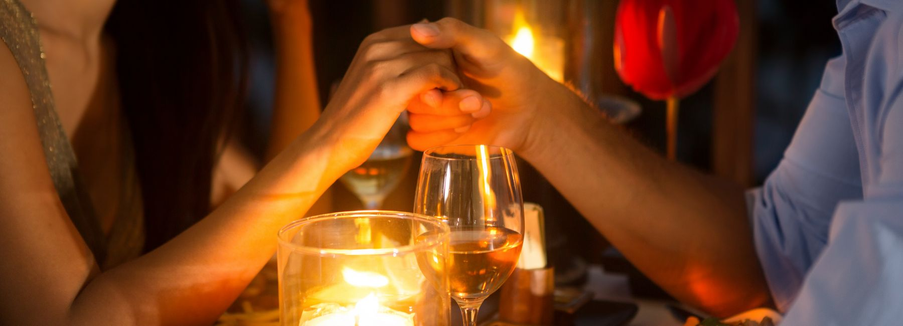 Couple Dinner Date