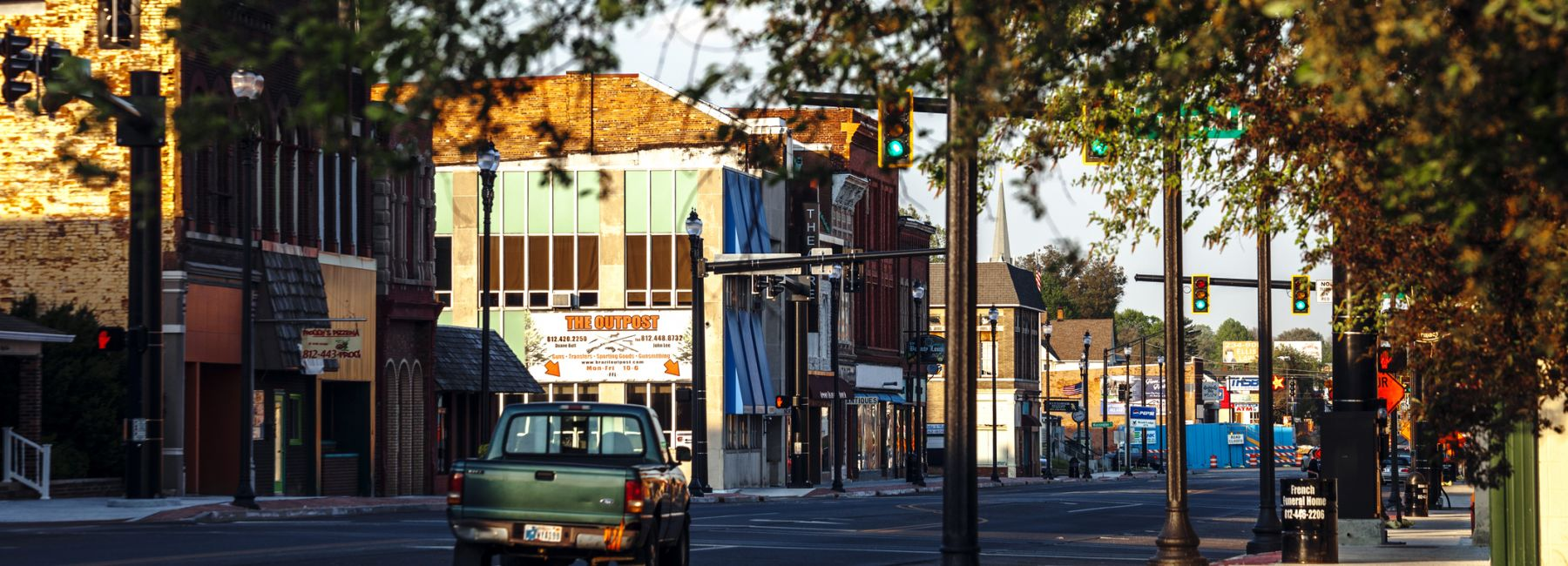 Norther Indiana Downtown - Terre Haute, Indiana