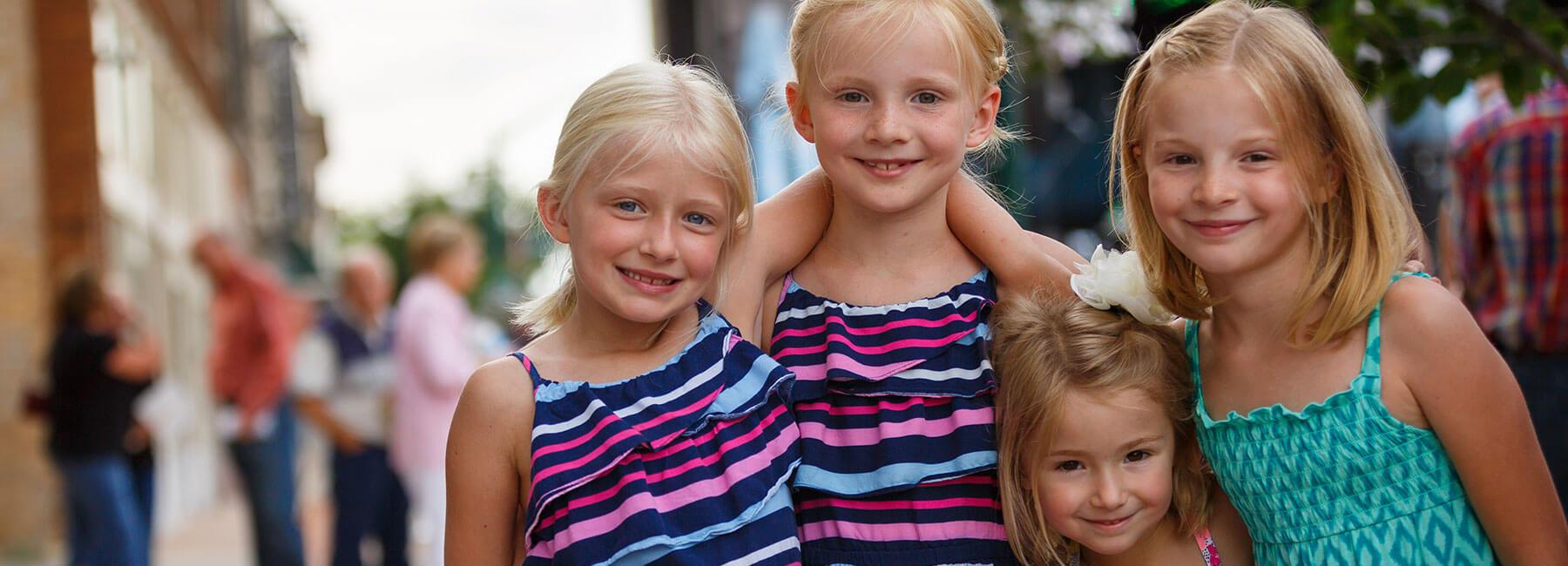 Elkhart Jazz Festival Girls