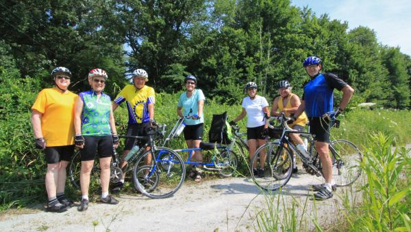 Calumet Bike Trail