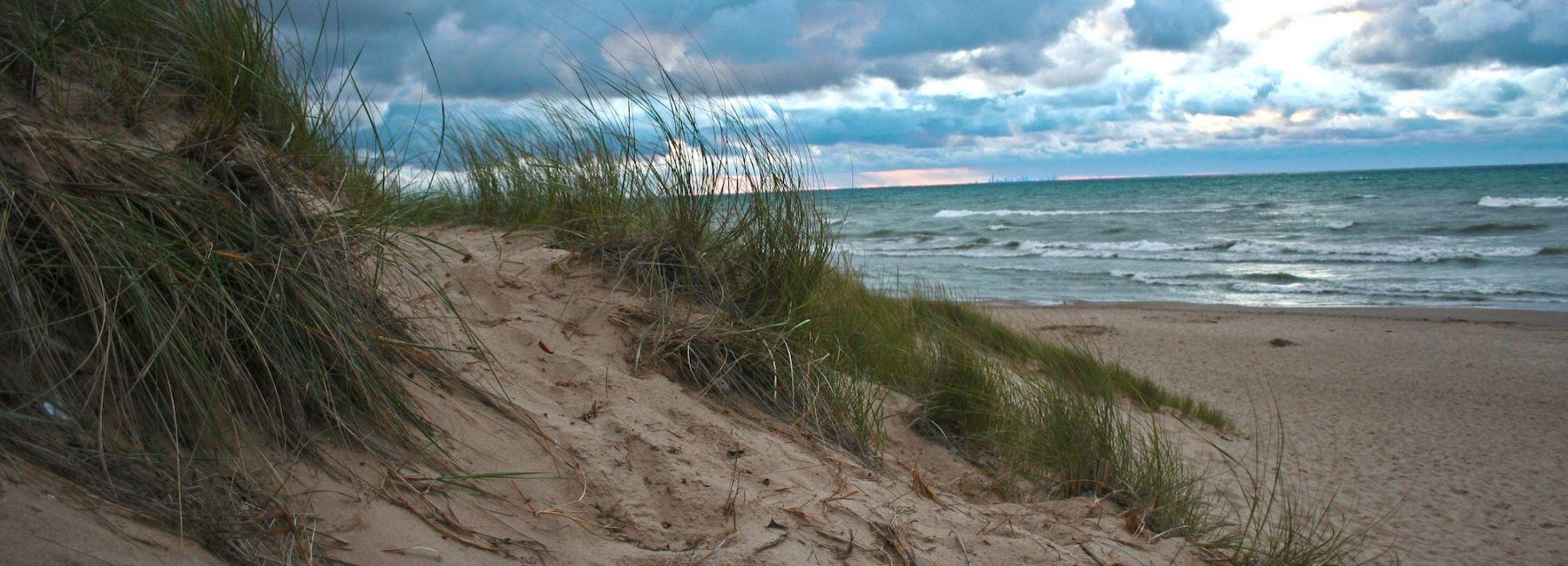 Indiana Dunes Sky