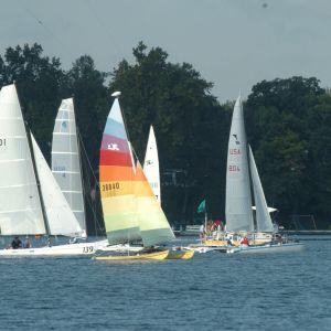 Kosciusko Sailboats Winona Lake