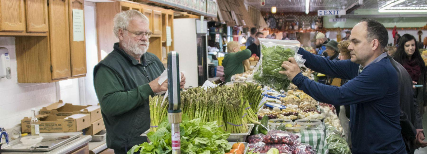 St Joseph Farmers Market