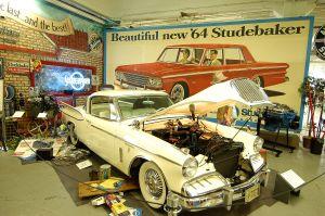 St. Joe Studebaker Museum