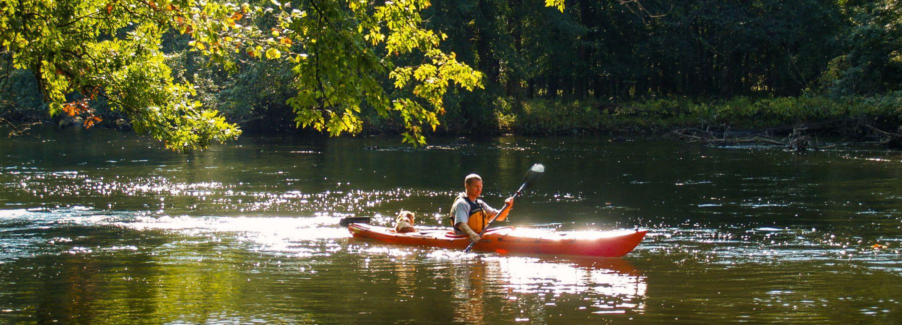 BristolI Kayaking