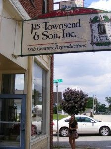 Jas. Townsend and Sons.