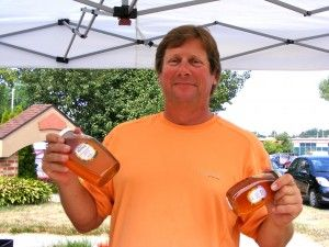 Ron Brooks of R&M Sunrise Apiaries