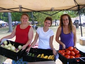 Fresh produce abounds at Chesterton's European Market