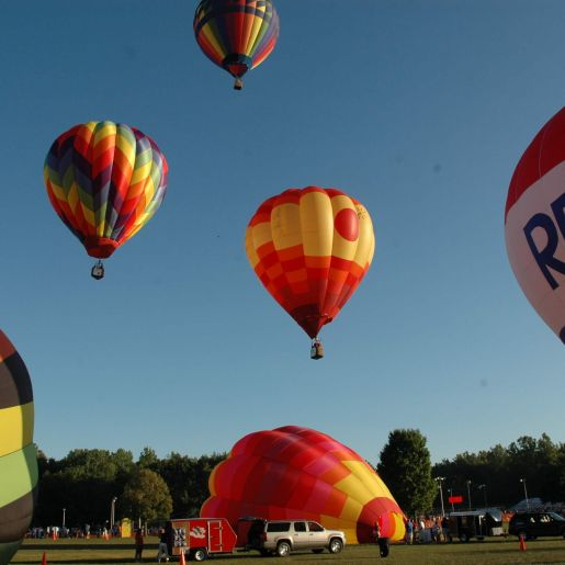 Marshall Balloon Fest
