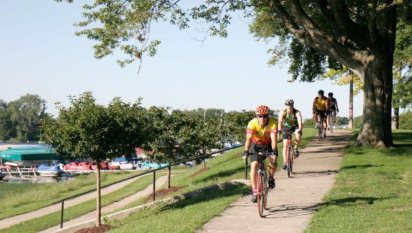 Marshall Bike Riders