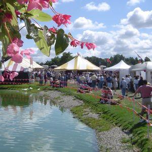 Elkhart Amish Acres Art Fest