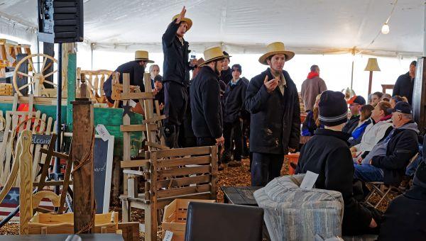Shop Amish