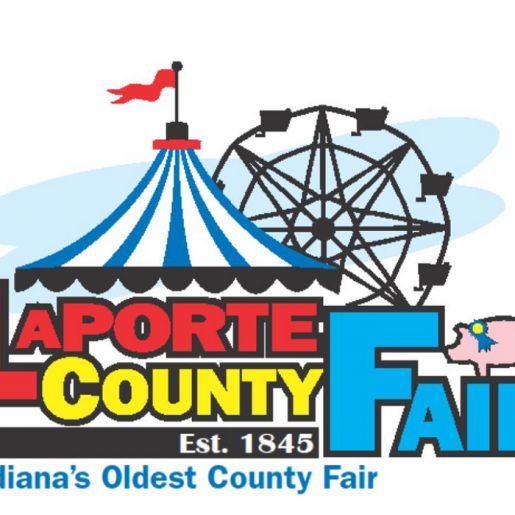 LaPorte Co Fair logo