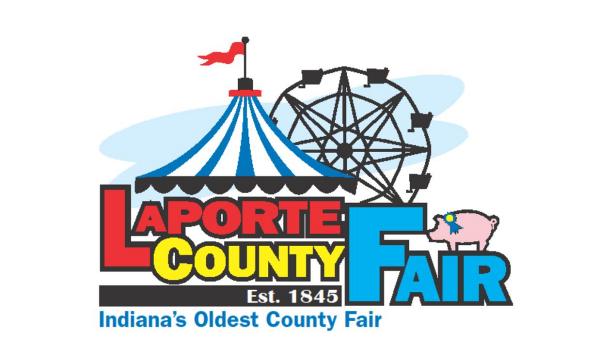 LaPorte Co Fair logo