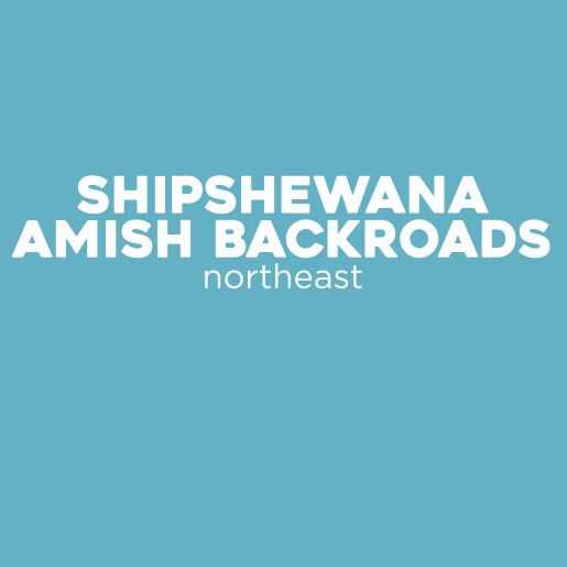 Shipshewana Amish Backroads Northeast