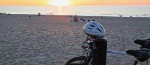 Indiana Dunes bike trail