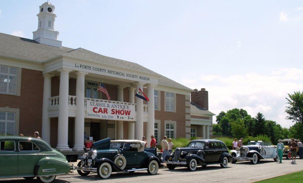 LaPorte County Historical Museum
