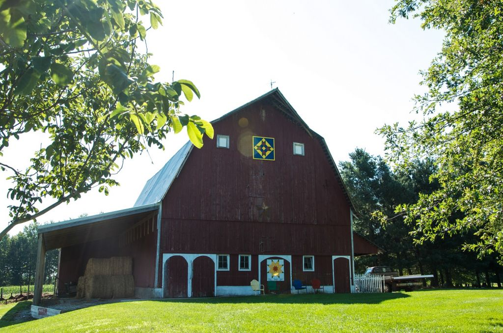 Marshall County Barn Quilt Trail