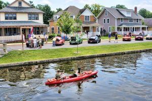 The Canal in Winona Lake
