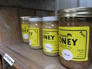 B honey, shingle shops