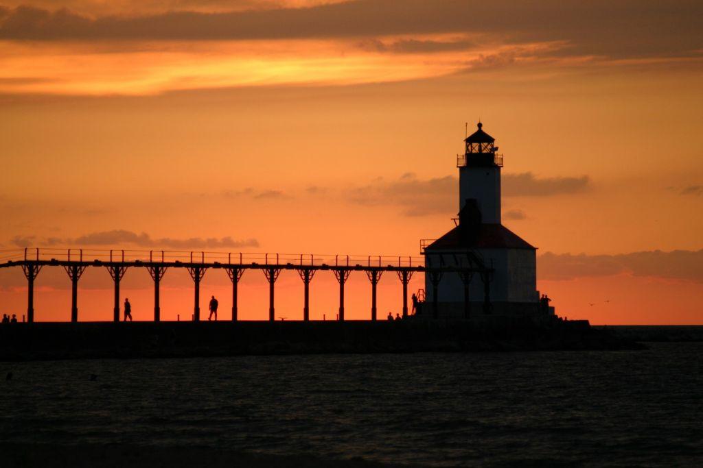 Washington Park Lighthouse
