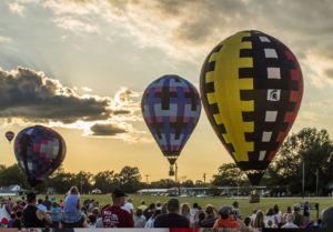 Angola Balloons Aloft