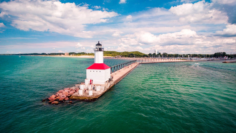 Lake Michigan Serie
