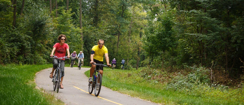 Northern Indiana Bike Trails Nitdc