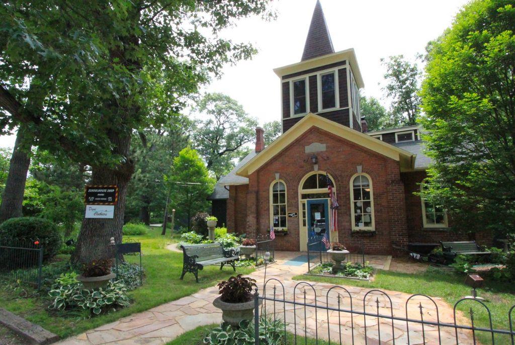 Schoolhouse Shop and Antiques