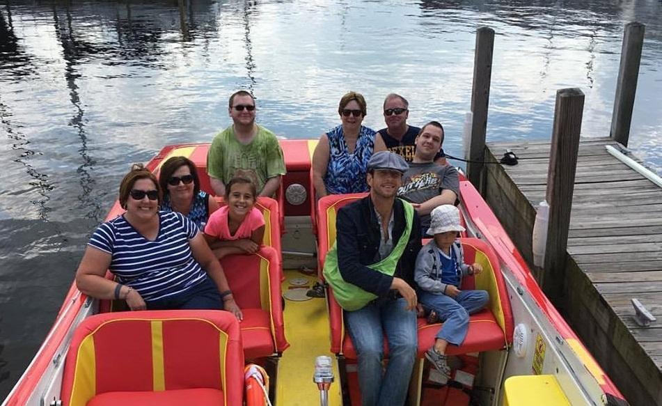 Sea Rocket at Harbor Country Adventures