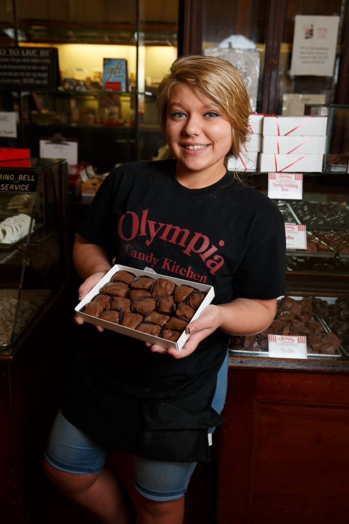 Olympia Candy