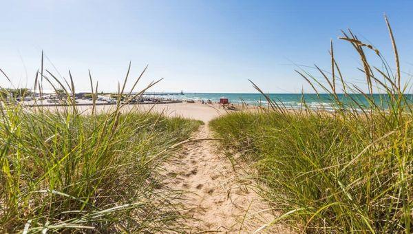 Dunes at Michigan City