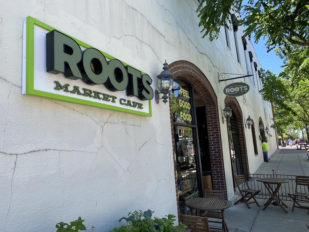 Roots Market Cafe