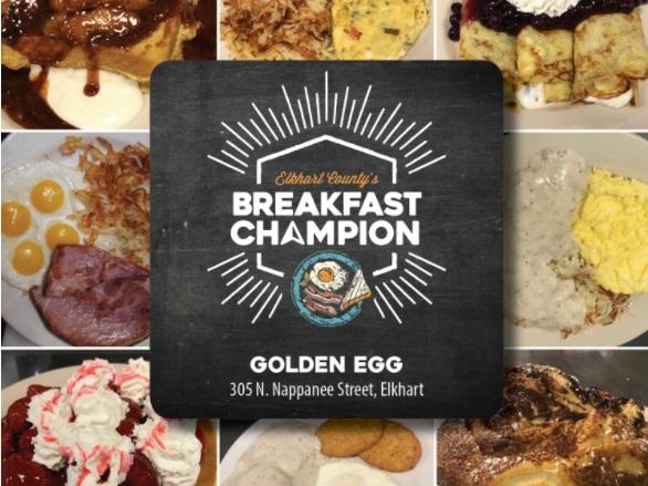 The Golden Egg Pancake House